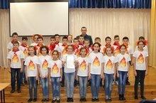 Торжественное мероприятие, посвященное «Международному дню добровольцев»