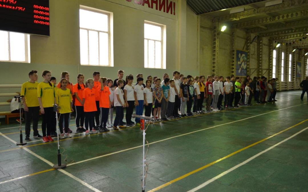 Соревнование по пожарно-прикладному спорту в г.Альметьевске