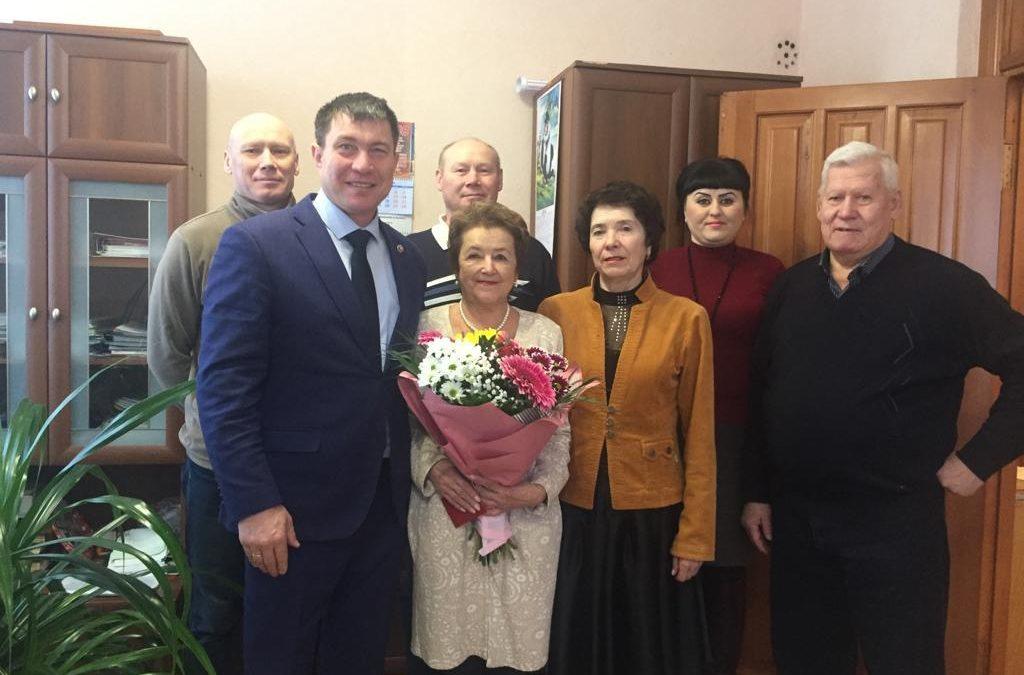 Награждение знаком отличия МЧС России!