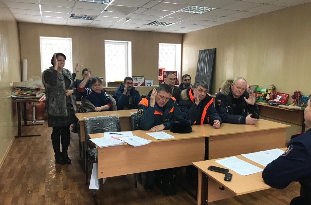 Внеочередное собрание в Зеленодольском отделении