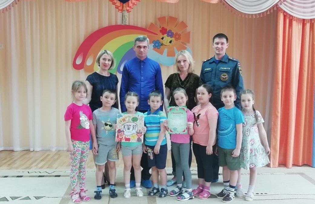 Награждение победителей конкурса в номинации «Театральное искусство» в Чистополе