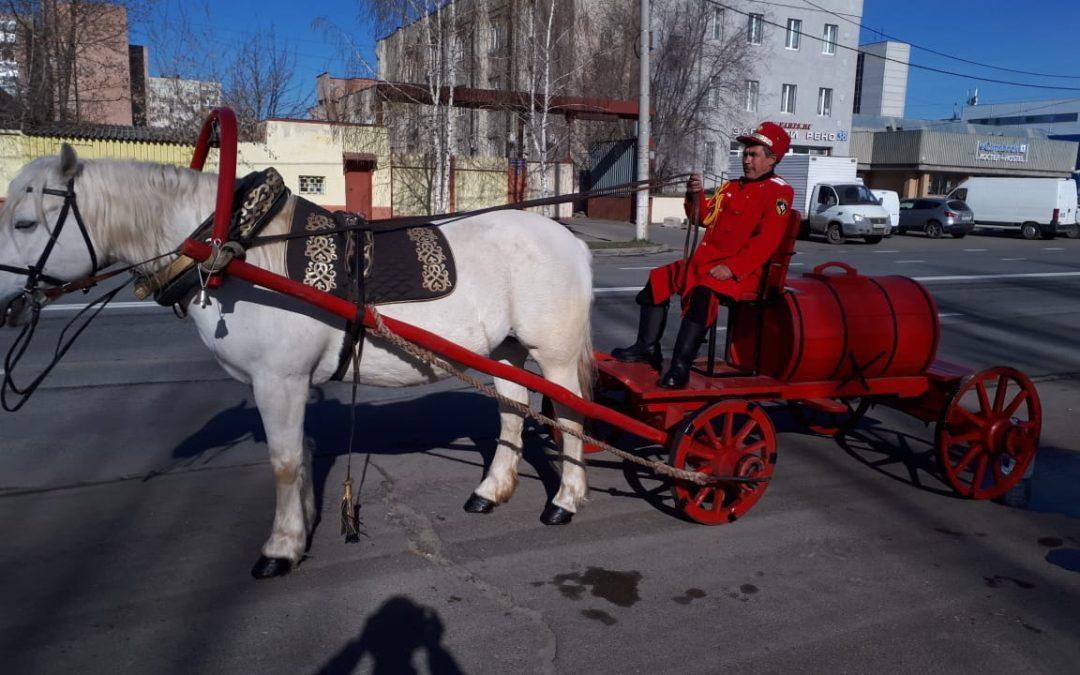 Пожарной охране России – 370 лет!