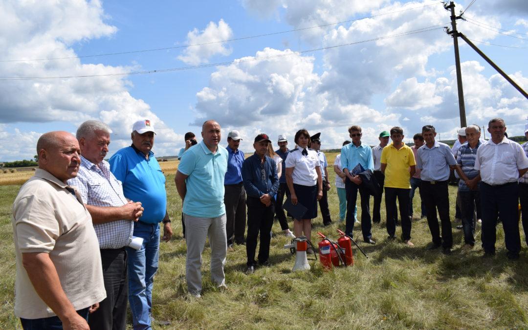 «Урожай-2019» в Азнакаевском муниципальном районе