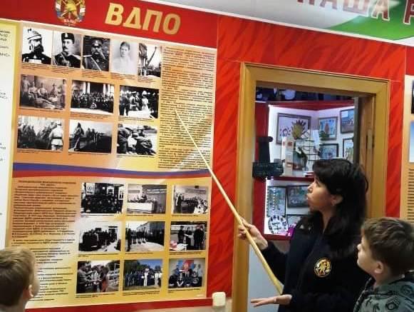 Музей пожарной охраны Зеленодольска обретает большую популярность