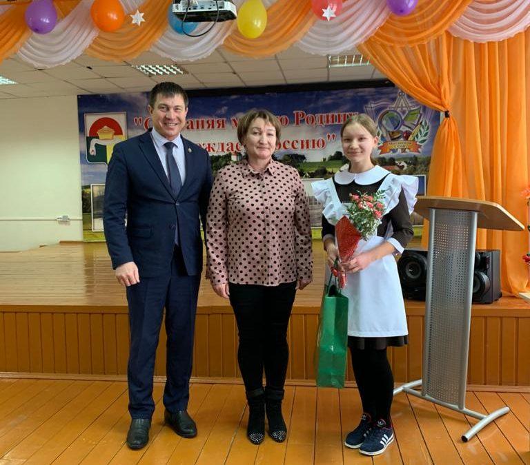 Большая победа Татарстанской школьницы