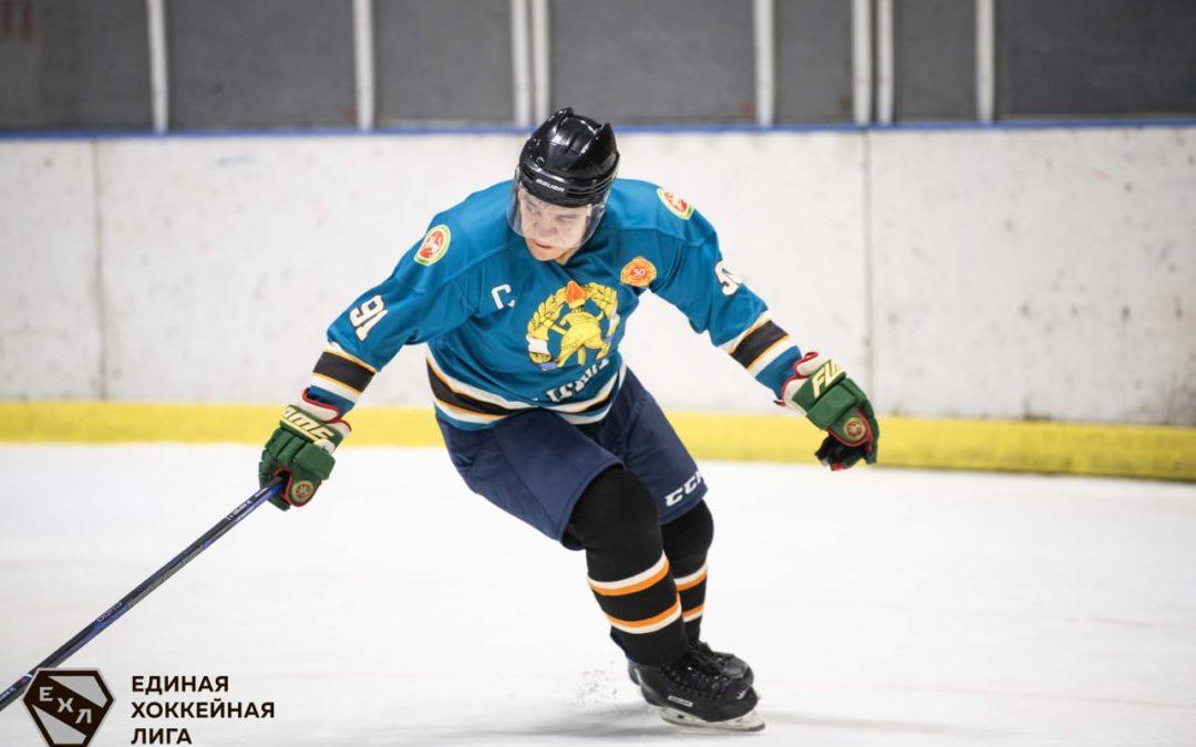 Очередная победа команды ВДПО по хоккею!