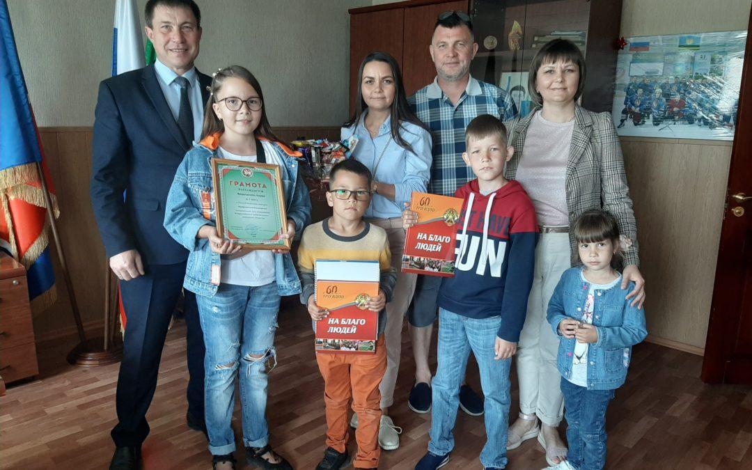 Итоги конкурса #добровольныйпожарный