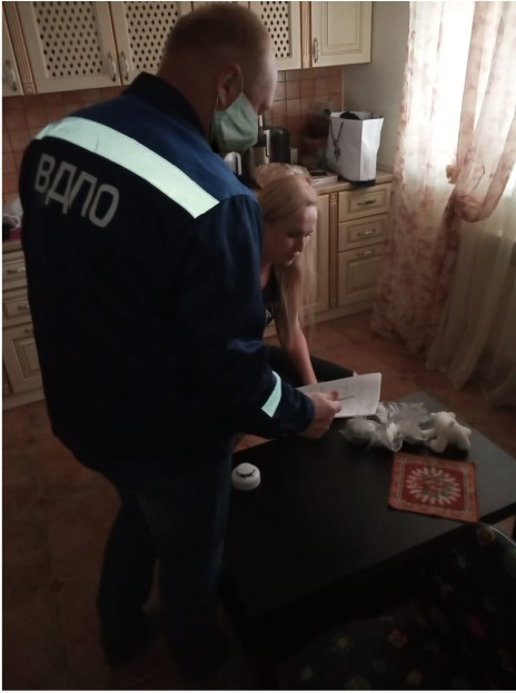 Установка датчиков в Бавлинском районе