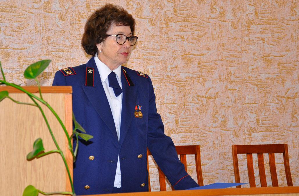 Выборы председателя Набережно-Челнинского отделения ТРО ВДПО