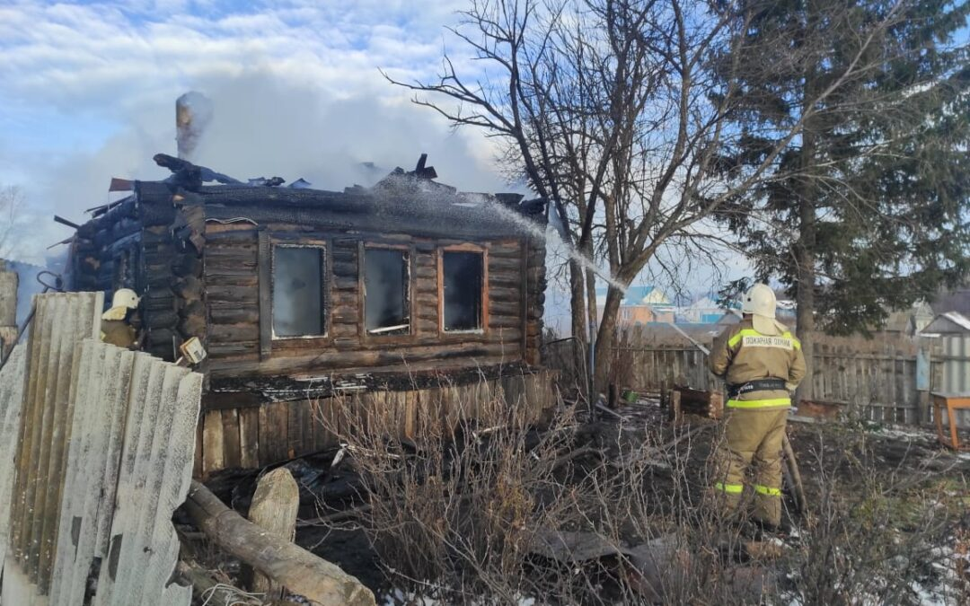 Вовремя сработавший пожарный извещатель помог юному жителю Алексеевского района спасти жизнь троих братьев