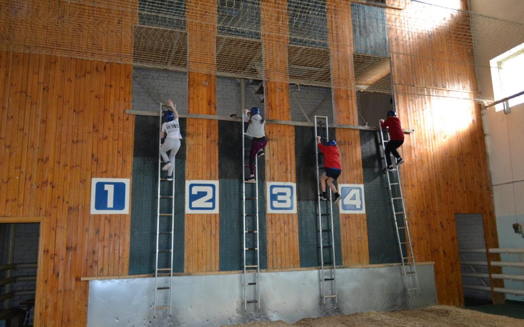 Соревнование по пожарно – прикладному спорту