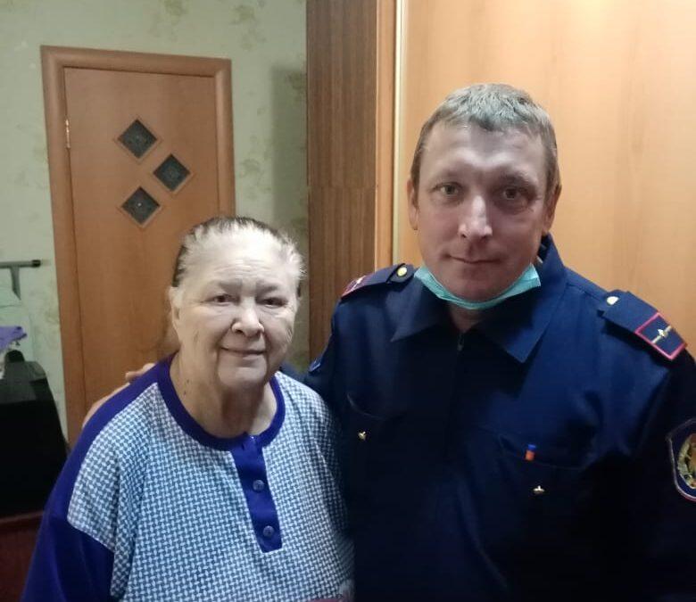 День пожилых людей в Бугульме
